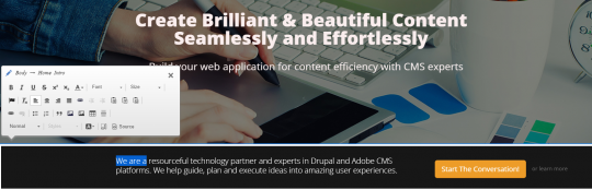 Webdrips Blog: Drupal 8 is the authoring experience you've been waiting for hero image